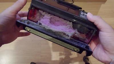 contenitore polvere roomba 865
