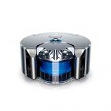 dyson 360 robot aspirapolvere argento blu