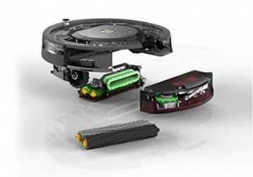 irobot roomba 865 recensione e opinione robot. Black Bedroom Furniture Sets. Home Design Ideas