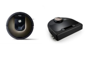 botvac connected e roomba 980