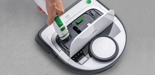 Vorwerk folletto vr200 recensione e opinione robot - Polvere per tappeti folletto ...