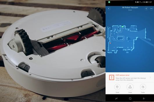 App del robot
